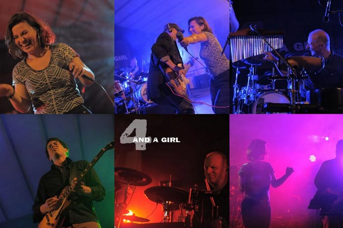 4andagirl.de 4 and a girl unplugged and live