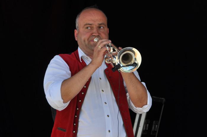 bayernblech.de Bayernblech Blechbläser-Duo mit Trompete, Tuba und Alphorn