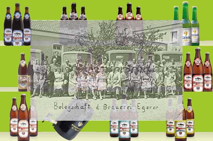 egerer.de Beste Qualität aus Bayern, die Biere der Privatbrauerei Heinrich Egerer