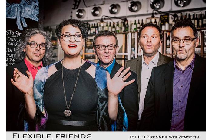 flexiblefriends.de Steffi Denk & Flexible Friends Swing - Latin - Jazz - Pop - Chanson