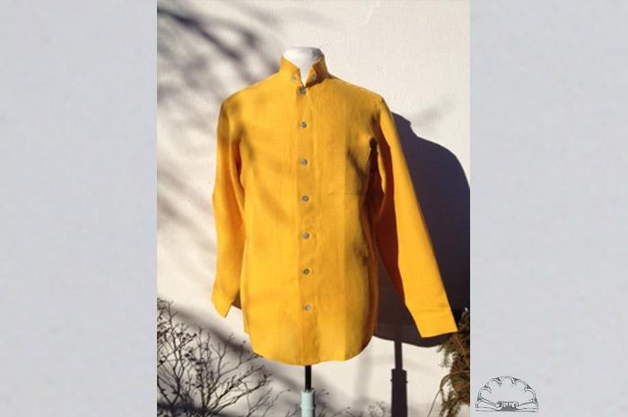 hemden-bachhuber.com Hemden Bachhuber -- die Hemden-Macherin -- Edles Leinen für den Herrn