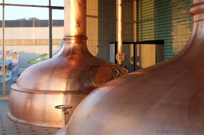 hofmark-brauerei.de Habe die Ähre! Hofmark Brauerei KG