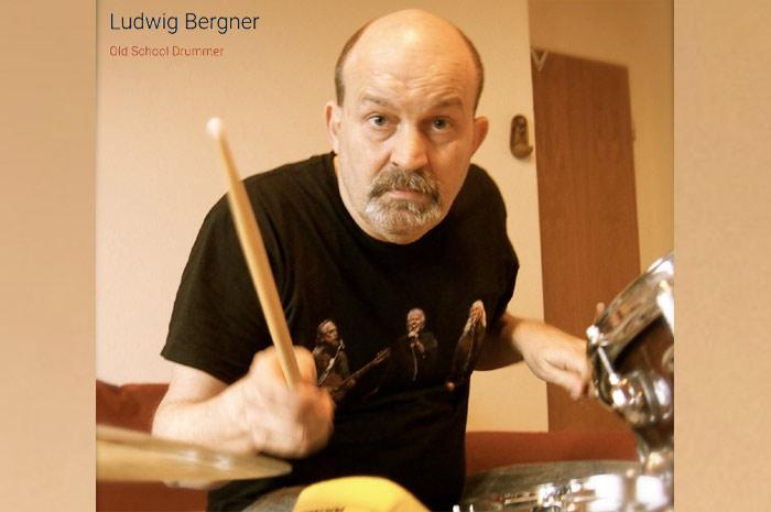 ludwig-bergner.de Ludwig Bergner Old School Drummer