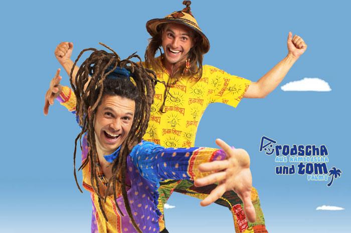 mitmach-kinderlieder.de Rodscha und Tom Lebensfreude, Energie und Wertschätzung für die Welt der Fantasie