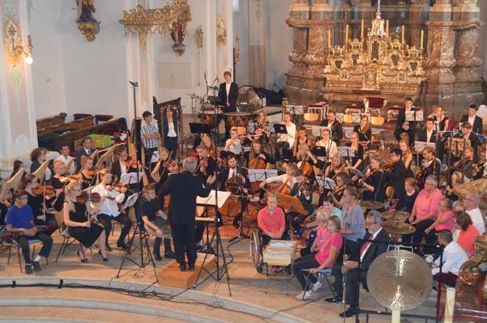 ostbayerisches-jugendorchester.de Ostbayerisches Jugendorchester Faszination Sinfonieorchester