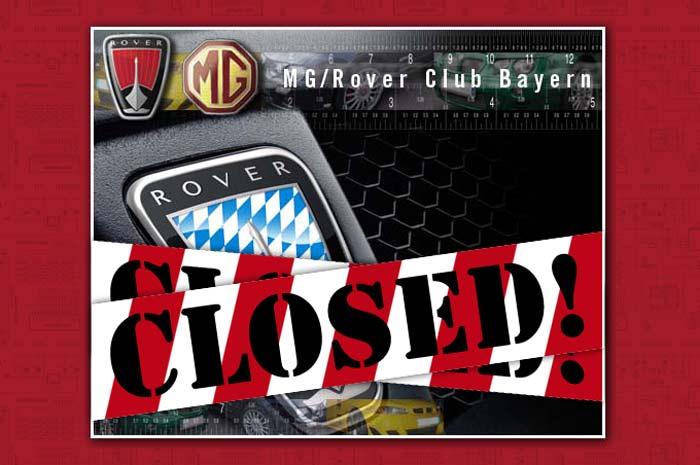 rover-club-bayern.de Fahrzeuge - und ihre Freunde MG/Rover-Club-Bayern