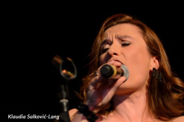 salkovic.de Klaudia Salkovic-Lang Diplom Musikpädagogin im Hauptfach Jazzgesang