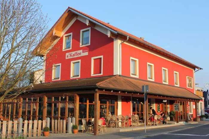 skaffee.de s'Kaffee Bistro - Cafe - Biergarten