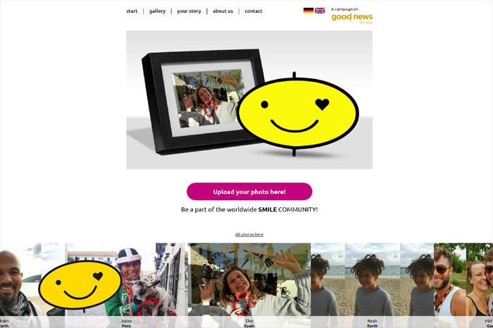 smile-for-a-better-world.com let's do it ... smile for a better world!