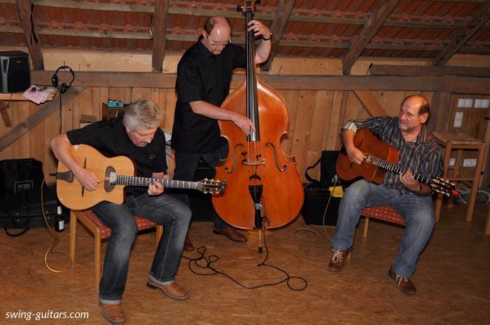 zigeunerjazz.de SWING GUITARS Die Musik Django Reinhardts